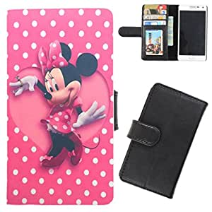 DooDa - For Sony Xperia Z1 Compact PU Leather Designer Fashionable Fancy Flip Case Cover Pouch With Card, ID & Cash Slots And Smooth Inner Velvet With Strong Magnetic Lock
