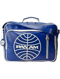 Pan Am Secret Agent Reloaded - 100% PVC Shoulder Bag Hombres Bolsas