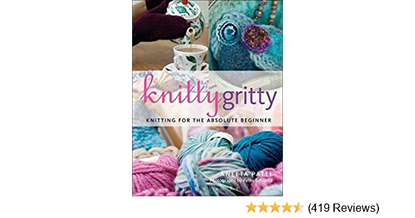 THE EASY LEARN TO KNIT IN JUST ONE DAY ~ NEW ~ SALE