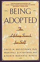 Being Adopted (Anchor Book)