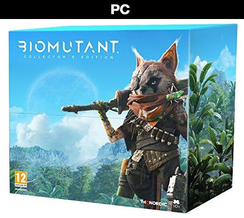Biomutant - Edición coleccionista PC