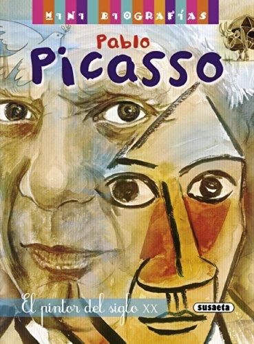 Pablo Picasso (Mini biografías) por José Morán