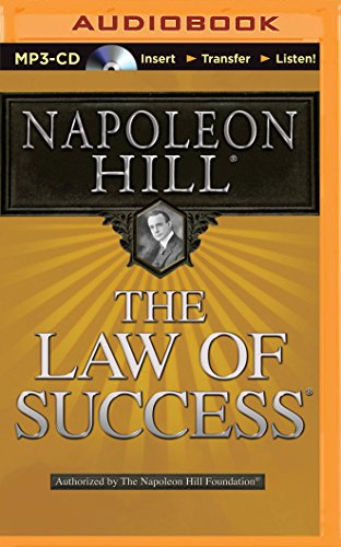The Law of Success (Think and Grow Rich)