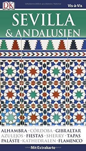 Vis-à-Vis Reiseführer Sevilla & Andalusien: mit Extrakarte und Mini-Kochbuch zum Herausnehmen