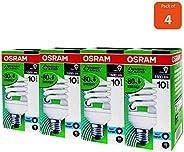 OSRAM Duluxstar Mini Twist Compact Fluorescent Integrated, Spiral Shape (23w) Screw, Base- E27, 1600 lm - Day