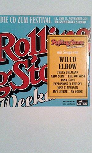 Rolling Stone Weekender (10/11) - Rolling Weekender