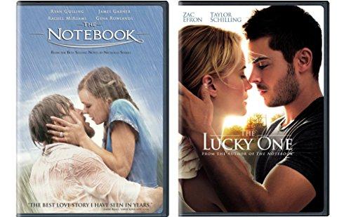 Nicholas Spark 2-Movie Bundle - The Notebook & The Lucky One 2-DVD Set