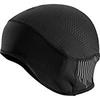 Scott AS 20Bicicleta unterhelmmütze Negro 2016, otoño/Invierno, Unisex, Color Negro - Negro, tamaño S/M