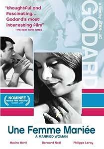 Une Femme Mariee [DVD] [1964] [Region 1] [US Import] [NTSC]