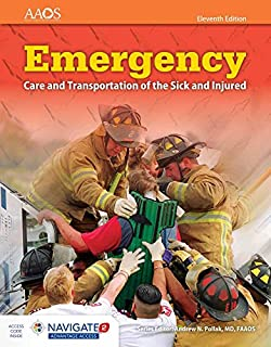 Emergency Care and Transportation of the Sick and Injured (Orange Book) (128410690X) | Amazon price tracker / tracking, Amazon price history charts, Amazon price watches, Amazon price drop alerts