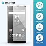 smartect® Protector de Pantalla para Sony Xperia Z5 Compact • Cristal Vidrio Templado • Gorilla glass con grado de dureza 9H • Cristal protector de calidad contra rasguños