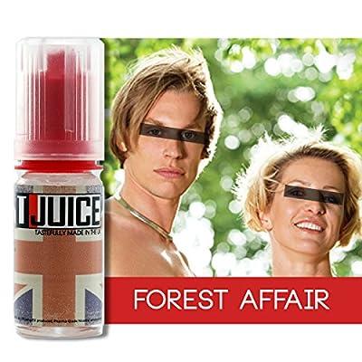 T-Juice 30ml Premium Aroma made in UK (Forest Affair) Fruchtmix mit leichter Vanillenote von T-Juice