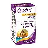 HealthAid OroTan Sun Tanning - Αντιοξειδωτικά -60 Vegetarian Tablets