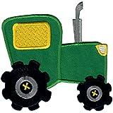 PatchMommy Tractor Parche Termoadhesivo - Apliques Bordados para Niños