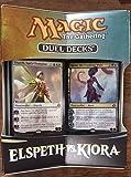 Magic The Gathering MTG Elspeth vs Kiora Duel Decks THD d6 Card Game