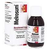 Melrosum Hustensirup Sirup, 100 ml