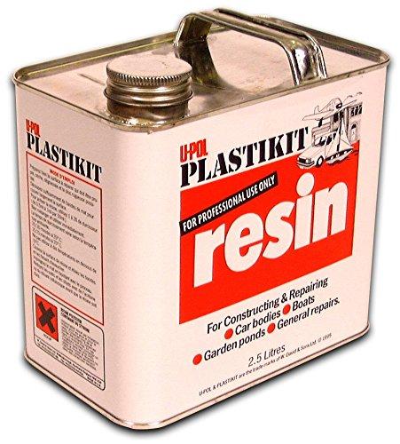 UPol Résine Polyester 2.5 litres RE/2.5