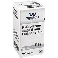 P Tabletten weiss 8 mm 100 stk preisvergleich bei billige-tabletten.eu