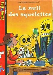 J'aime lire, numéro 160 : La Nuit des squelettes