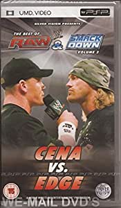 Cena Vs Edge: the Best of Raw [UMD pour PSP]