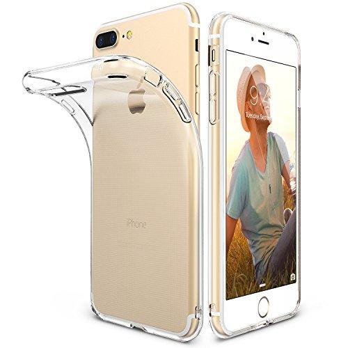 Cover AIR per iPhone 7 Plus Ultra-Sottile e completamente trasparente