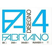 Fabriano 461533 Album da Disegno, 24 x 33 cm