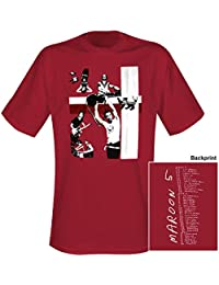 Maroon 5 - T-Shirt Collage (in L)