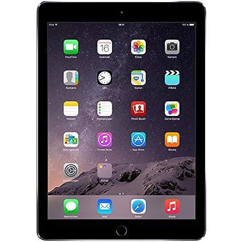 Apple iPad Air 2 16GB Gris - Tablet (Tableta de tamaño completo, Pizarra, iOS, Gris, Polímero de litio, 0 - 35 °C)