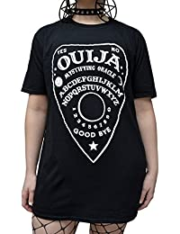 The Dead Generation Ouija Board planchette T Shirt - Occult Clothing by Luna Cult