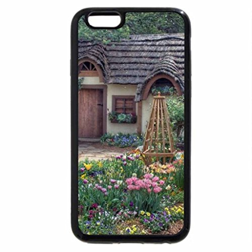 iPhone 6S / iPhone 6 Case (Black) the magical cottage