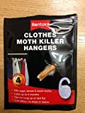 Rentokil Clothes Moth Killer Hangers Bild