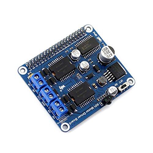 Preisvergleich Produktbild Level Für Raspberry Pi RPi Bewegungsfahrer-Brett MC33886 Expansion Board DC Motor + Schrittmotortreiber