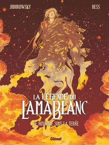La lgende du lama blanc - Tome 03: Le Royaume sous la terre