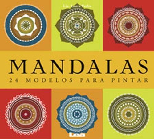 Mandalas: 24 modelos para pintar/24 Models for Kids por Laura Podio