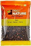 #6: Pro Nature Organic Black Pepper Whole, 100g