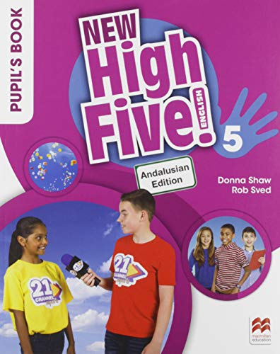 NEW HIGH FIVE 5 Pb Andalucia