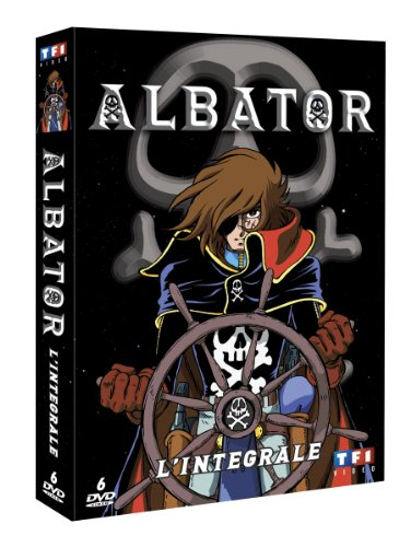 Albator – L'intégrale [Francia] [DVD] 51SlDXg8fDL