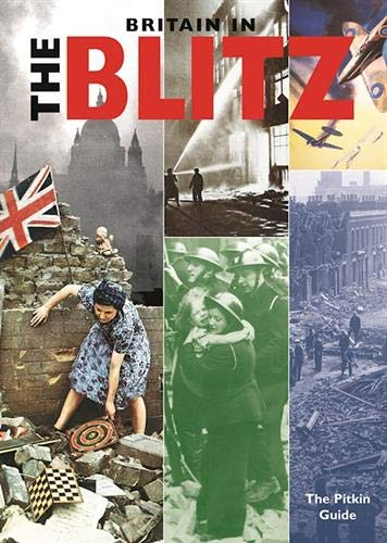 Britain in the Blitz (1CD audio)