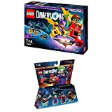 LEGO Dimensions - Story Pack Lego Batman Movie + LEGO Dimensions - Team Pack - Joker & Harley