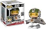 Figur Pop. Star Wars Snow Speeder with Wedge Antilles Exclusive