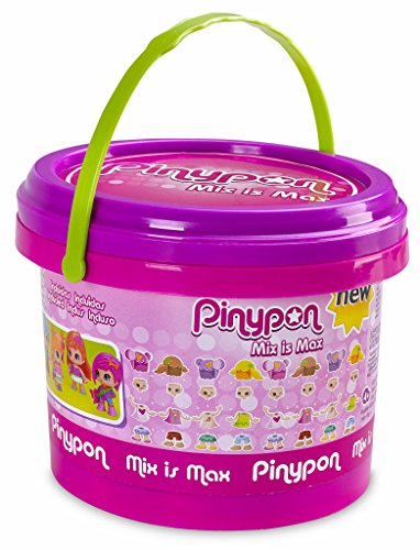 Pinypon - Kit de 5 Figurines, 700013810