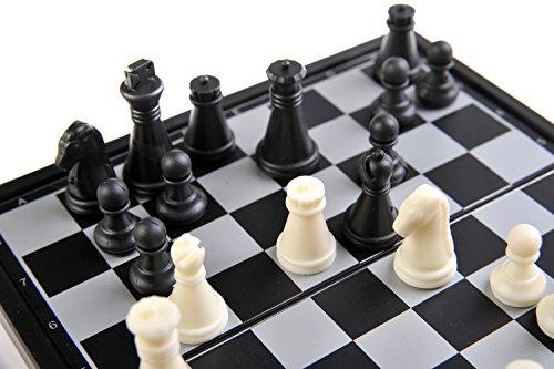 Magnetisches-Brettspiel-Super-Mini-Reise-Edition-Schach-magnetische-Spielsteine-Spielbrett-zusammenklappbar-128cm-x-128cm-x-1cm-Mod-SC3656-B-DE