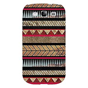 Jugaaduu Aztec Girly Tribal Back Cover Case For Samsung Galaxy Grand Duos I9082