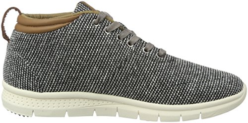 O'Neill Commuter Lt H20 Repel Textile, Baskets Basses Homme Noir - Schwarz (black-white (9910) A06)