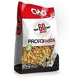 Pasta Proteica 200 gr - FUSILLI RIGATE - Altissimo contenuto di proteine (60%!!!) - OFFERTA SPECIALE 5 CONFEZIONI - SP050