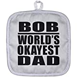 Best Bob Bottom All In Twos - Designsify Dad Pot Holder Bob World's Okayest Dad Review