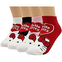 Amazon.es: calcetines hello kitty - 1 estrella y más