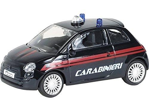 Mondo Motors - 53012 - Véhicule Miniature - Voiture De Securité Italienne - Modèle aléatoire