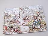 Beatrix Potter Peter Kaninchen & Familie Puzzle 120 Stück. 30x20cm