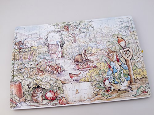 Beatrix Potter Peter Rabbit & Family Puzzle 120pcs. 30x20cm